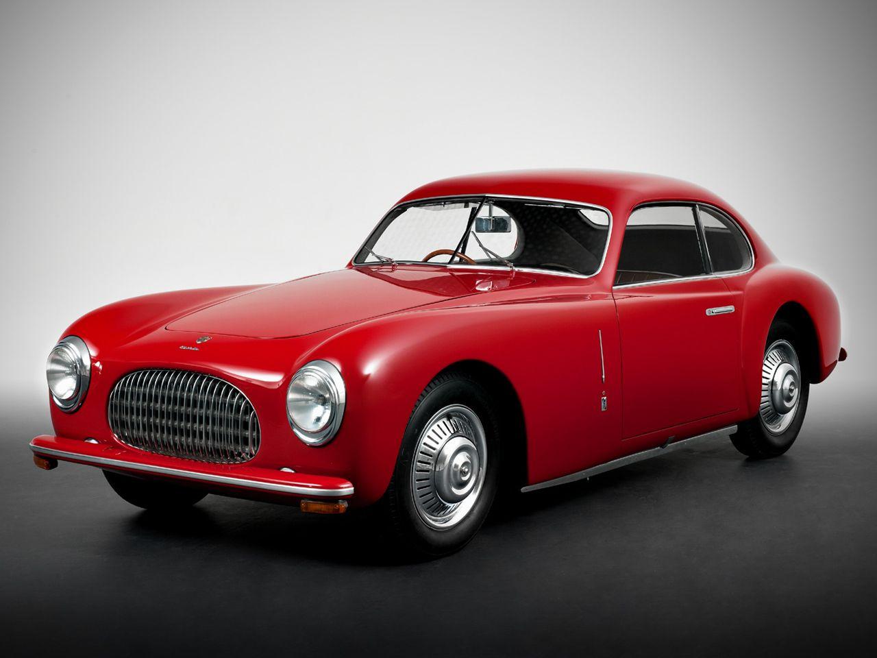 1947–52 Cisitalia 202 by Pininfarina