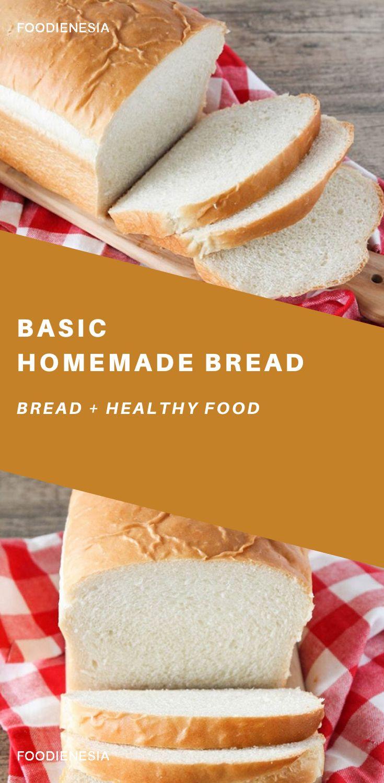 Basic Homemade Bread Resep