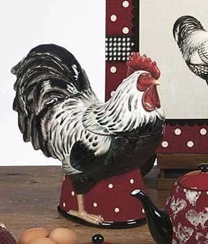 Pin By Connie Ladd On French Country Rooster Rooster Kitchen