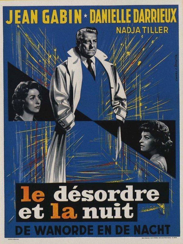 The Night Affair (1958)