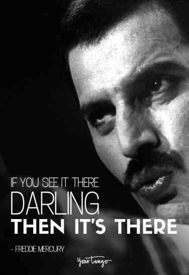 40 Best Freddie Mercury Quotes & Queen Song Lyrics Of All Time #freddiemercuryquotes