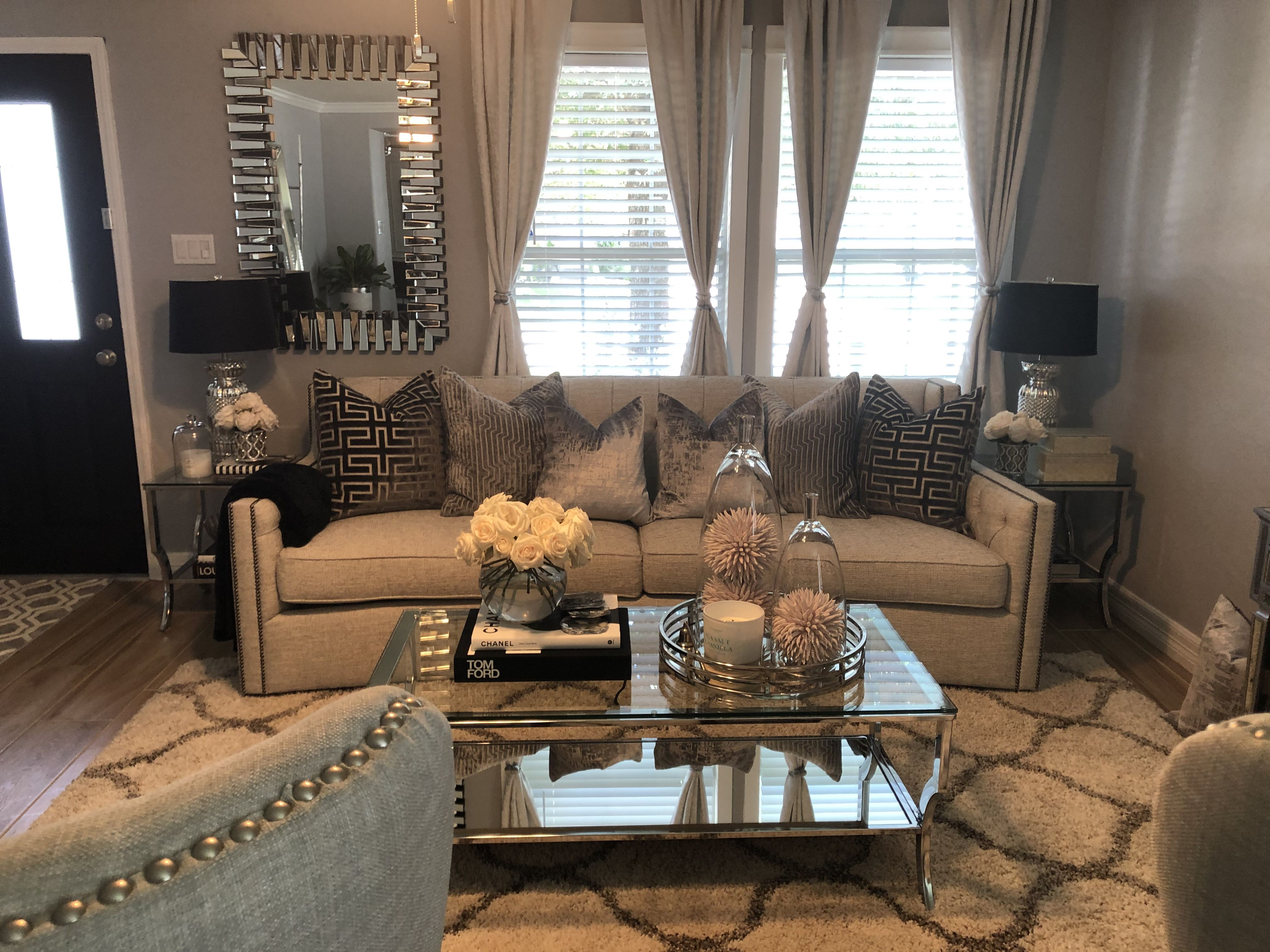 Clean With Me Rearranging Living Room Furniture Decorating I