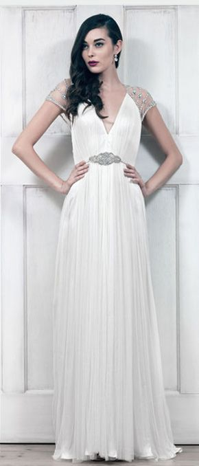 Photo of Beautiful and interesting collection of wedding dresses from @Cathe …