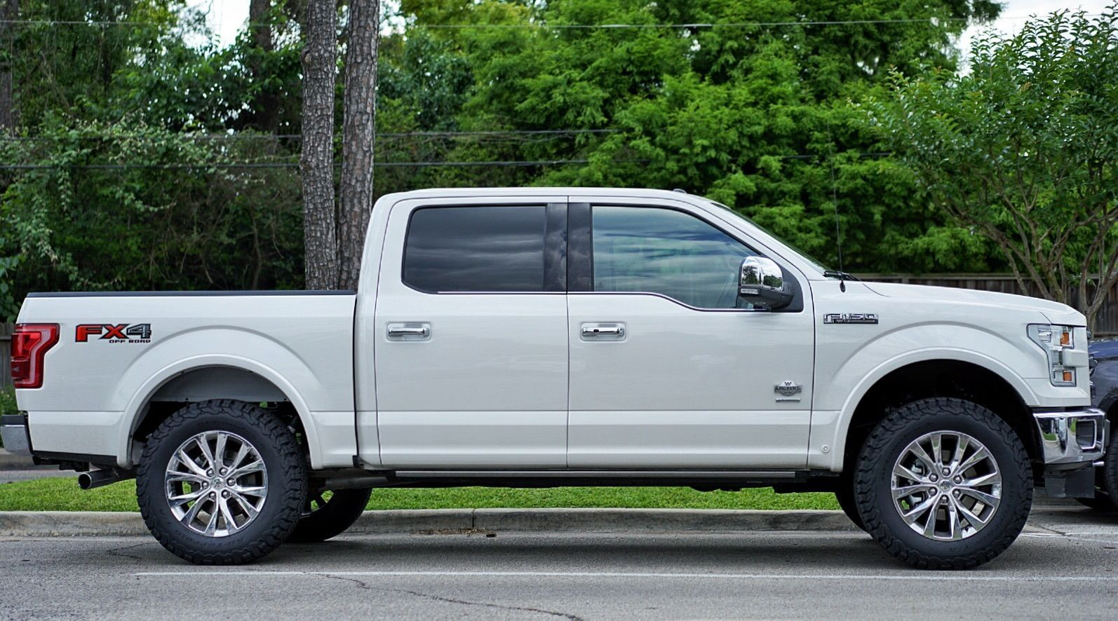 My 2 5 Leveled W X2f 35s King Ranch Page 5 Ford F150 Forum Community Of Ford Truck Fans Truck Accessories Ford Ford Trucks Diesel Trucks Ford