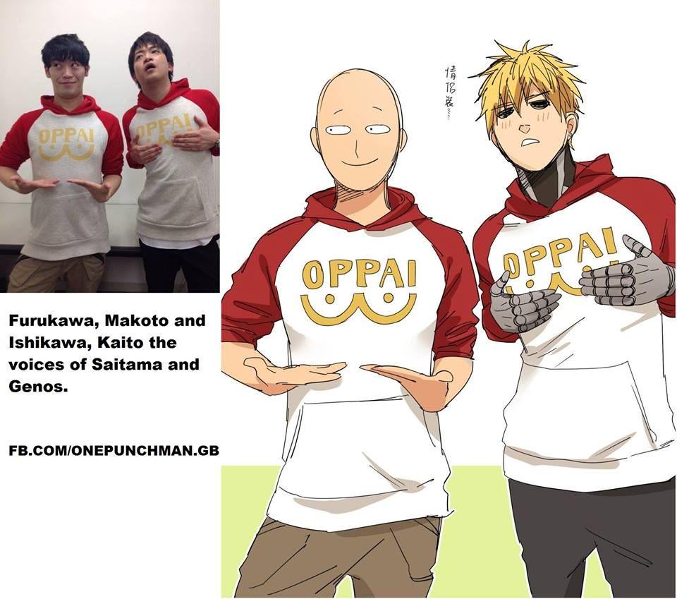 OPM Saitama Sweat-Shirt pour Homme Saitama Punch One Anime Manga