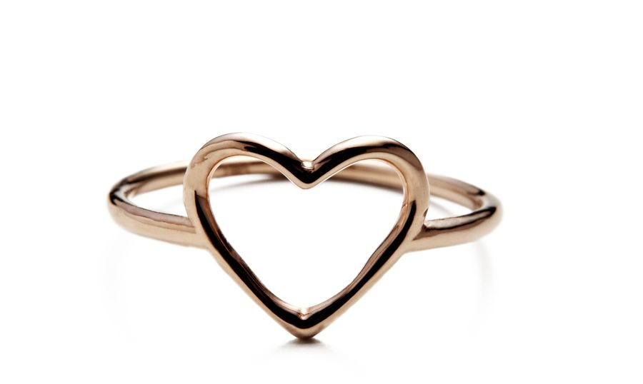#openheart #heart #love #14k #gold #rings #ays #artyouthsociety #nyc