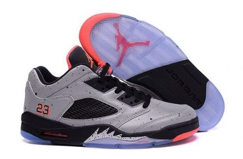 new arrival 371c8 a4881 Newest Air Jordan 5 Low Neymar Reflect Silver Infrared 23-Black -  Mysecretshoes