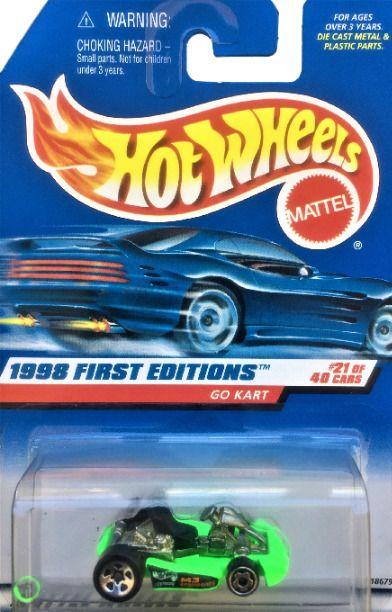 hot wheels go kart first edition moc wheels. Black Bedroom Furniture Sets. Home Design Ideas