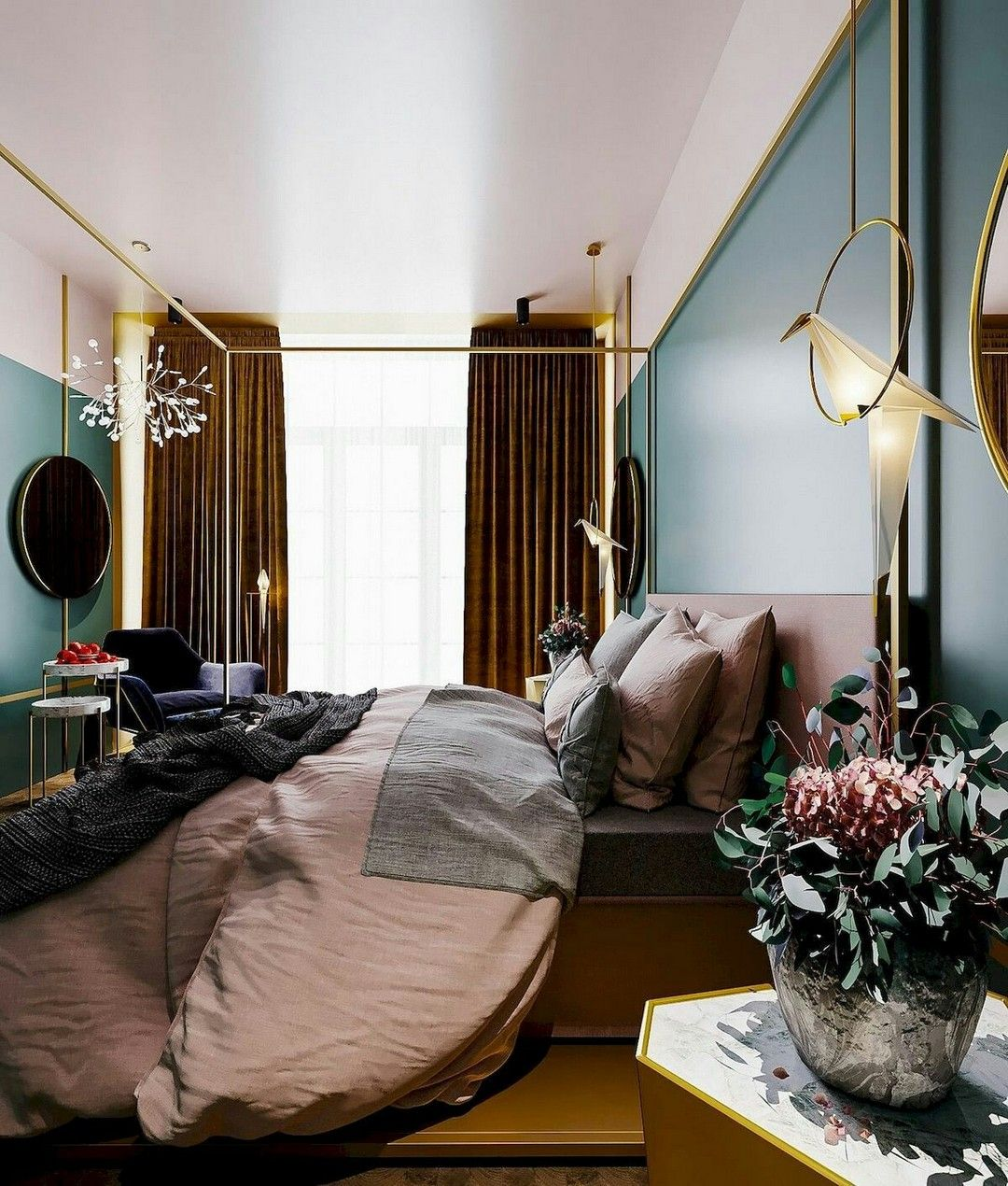 20+ relaxing bedroom lighting decoration ideas for you 4 ...