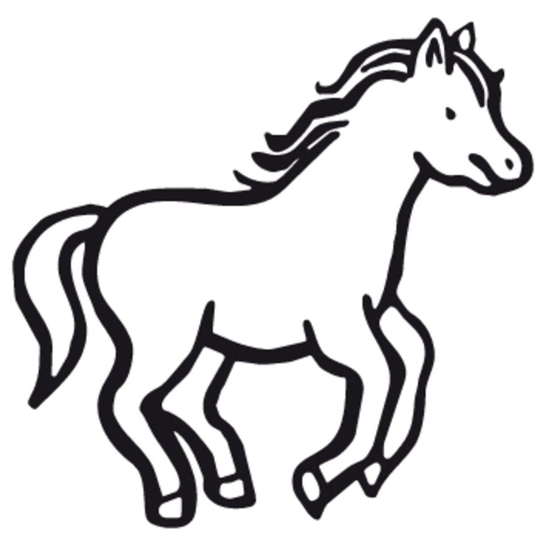 Kleurplaat Paard Kleurplaten Pinterest Boerderij