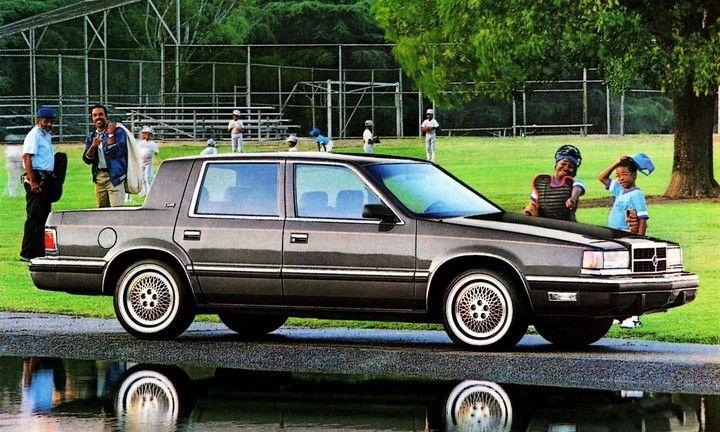 Curbside Classic 1989 95 Dodge Spirit Worthy Of Some Acclaim Dodge Chrysler Cordoba Dodge Spirit