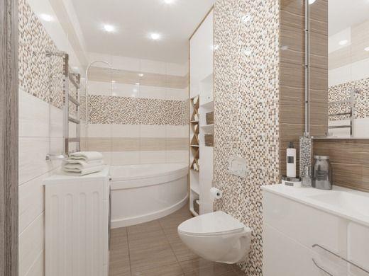 Ванная комната дизайн в квартире фото