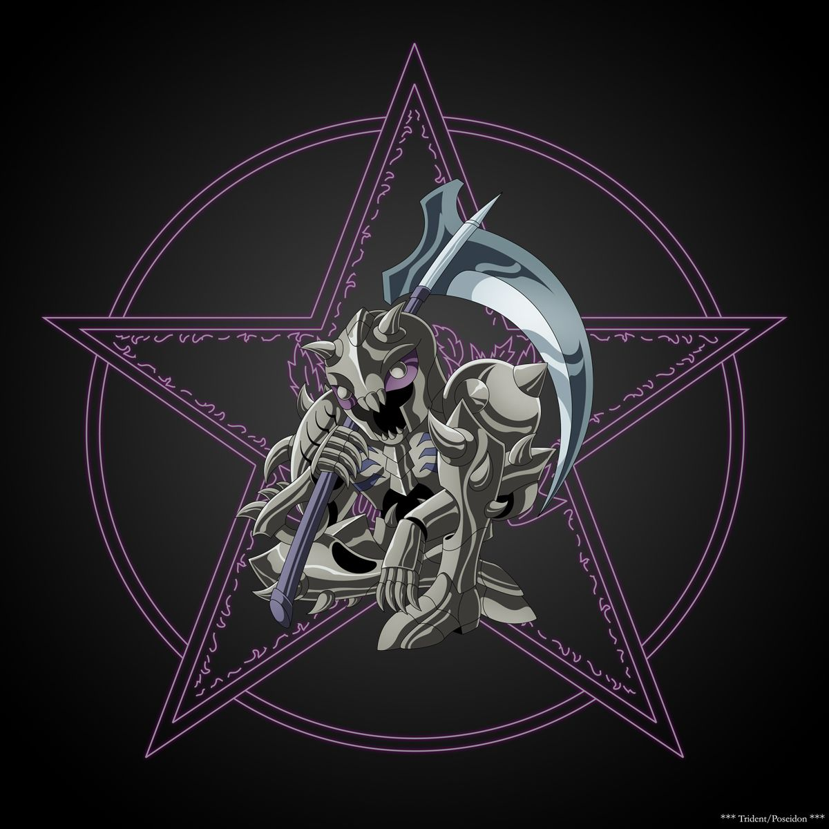 Skeleton Surplice by Trident-Poseidon