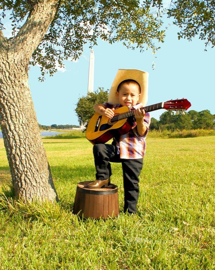 Cowboy theme photo ideas
