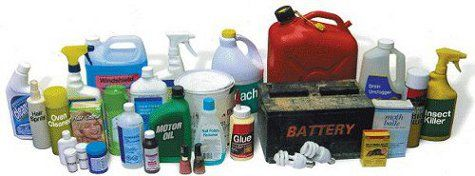 what household waste can be recycled