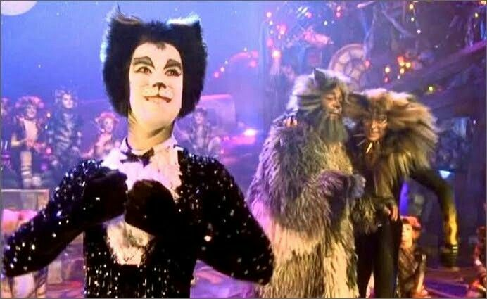 One Of My All Time Faves Cats The Magical Mr Mistoffelees Jellicle Cats Cats Musical Musical Movies