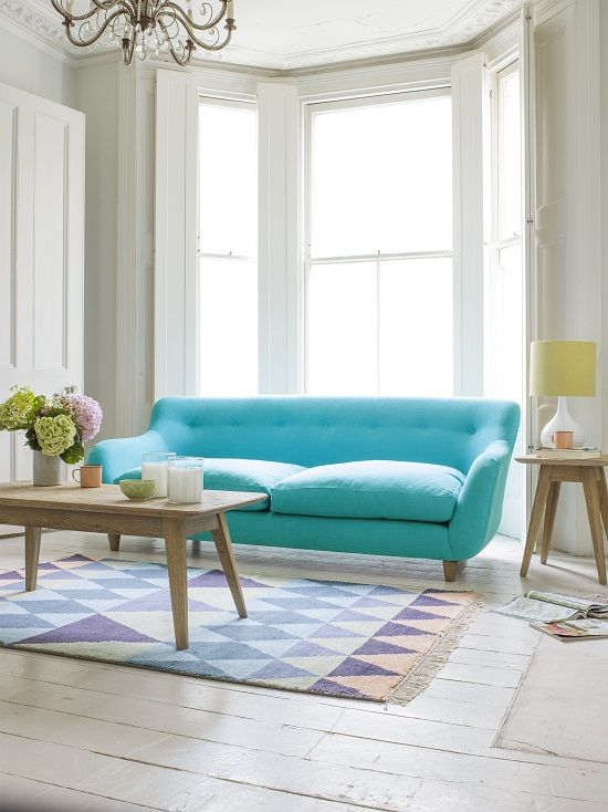 The Latest From Loaf Living Rooms Room And Turquoise Sofa