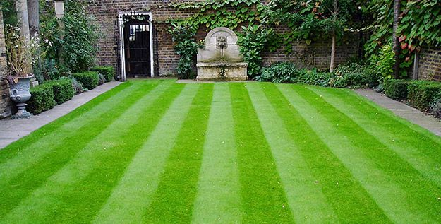 How Does Lawn Striping Work Atg Stores Lawn Striping Lawn