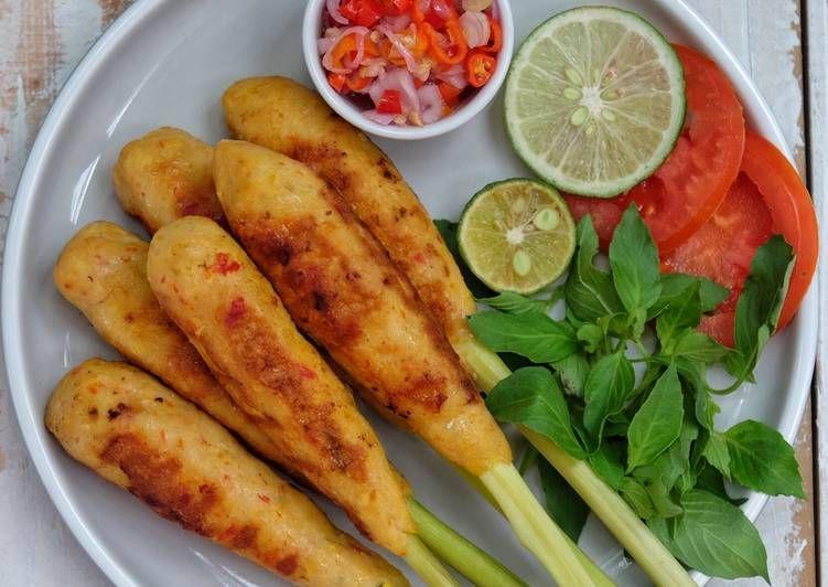 Resep Sate Lilit Khas Bali Oleh Susi Agung Resep Makanan Dan Minuman Resep Makanan Sehat Masakan