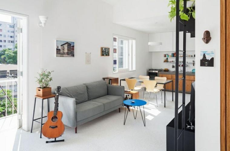 modernes interieur design farben, interior design haus 2018 loft - eine kleine wohnung mit modernem, Design ideen