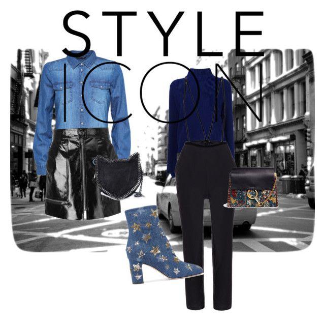 """Style"" by debbie-grajeda on Polyvore featuring moda, Proenza Schouler, Isabel Marant, Chloé, STELLA McCARTNEY y Valentino"