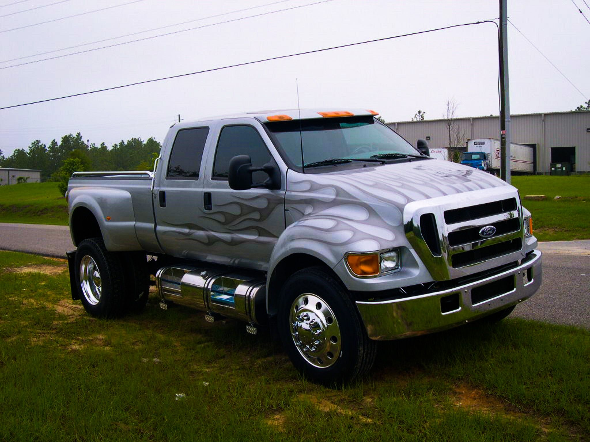 The ford f 650 concept truck is big the ford f 650 concept truck is - Ford F 650 Http Ford Com Commercial Trucks Ford F650ford Truckspickup