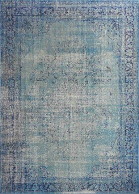 Overdyed woolen rugs Alfombras de lana teidas Vintage Rugs