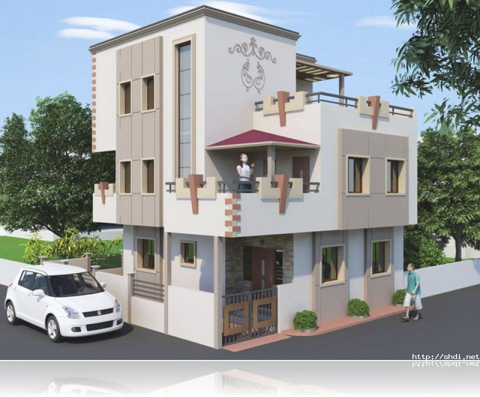 Home Design In Pakistan house architecture design pakistan Front Elevation Of House Design In India