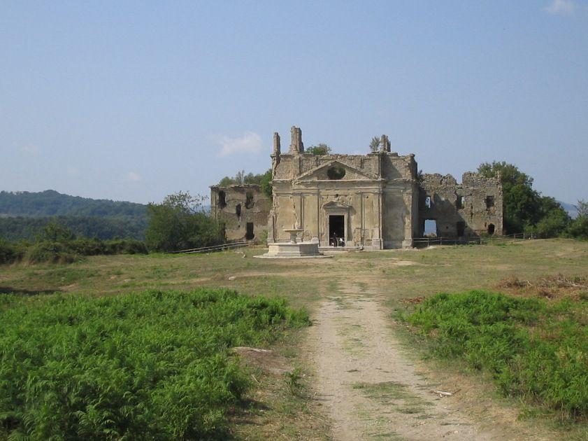 Monterano, Tuscia