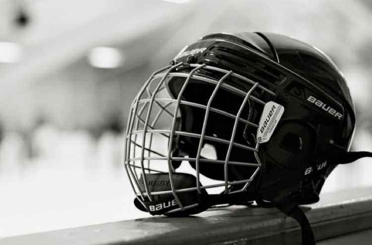 Pin By Sarah Sommers On Hat Trick Hockey Pictures Hockey Helmet Hockey