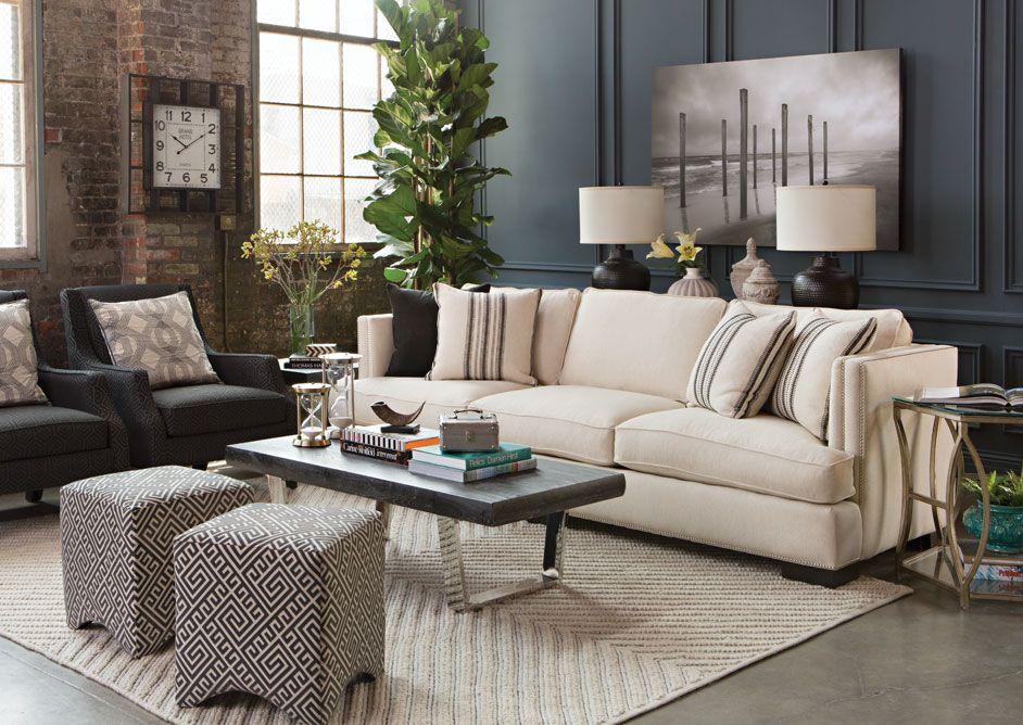 Living Room Furniture Inspiration, Jeff Lewis Furniture