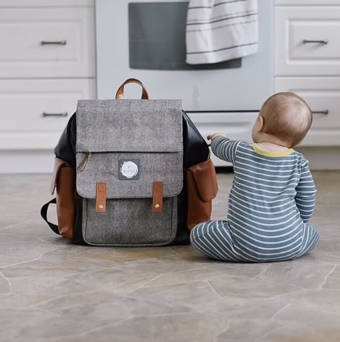 The Dutch Baby bag.   Diaper bag backpack, Dutch baby ...