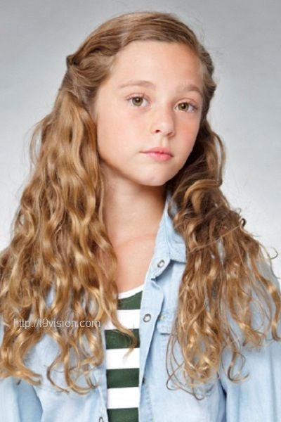 Cute Hairstyles For Kids With Curly Hair 4 Girl Haircuts Kids Hairstyles Girl Hairstyles