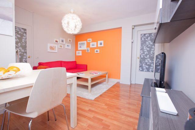 Salón comedor moderno y funcional | Decoración | Pinterest ...