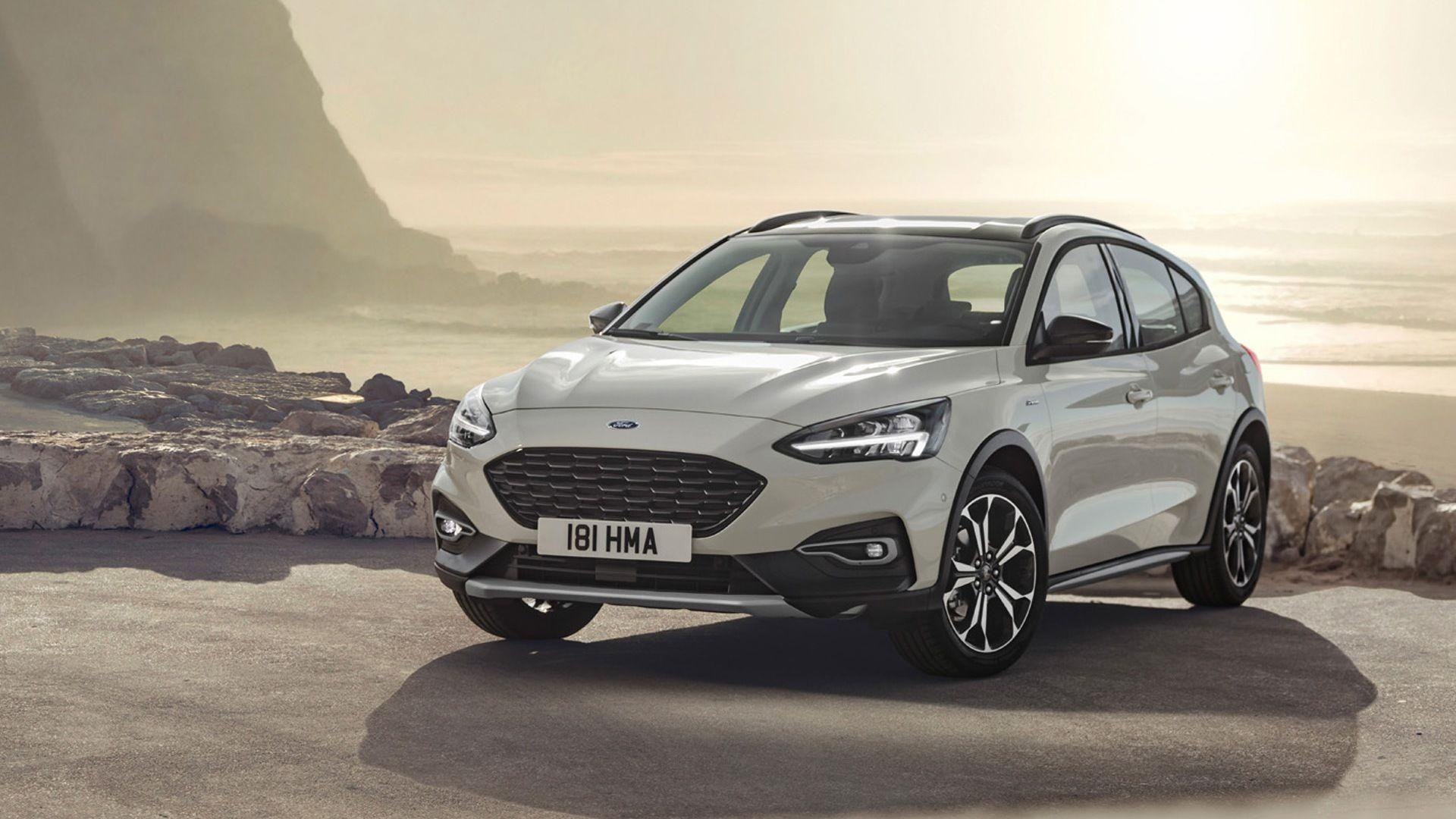 2020 Ford Focus Dengan Gambar