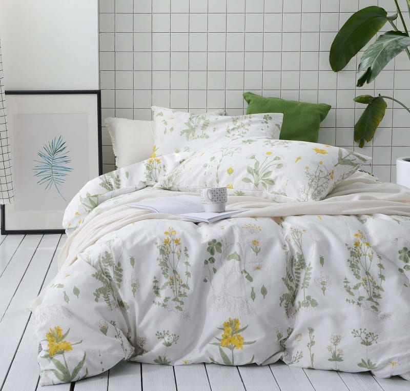 32 Of The Best Duvet Covers You Can Get On Amazon Ikea Duvet Cover Duvet Cover Sets Dorm Bedding