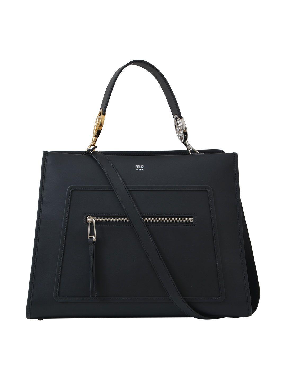 d9839141492 FENDI . #fendi #bags #shoulder bags #hand bags #leather #tote ...