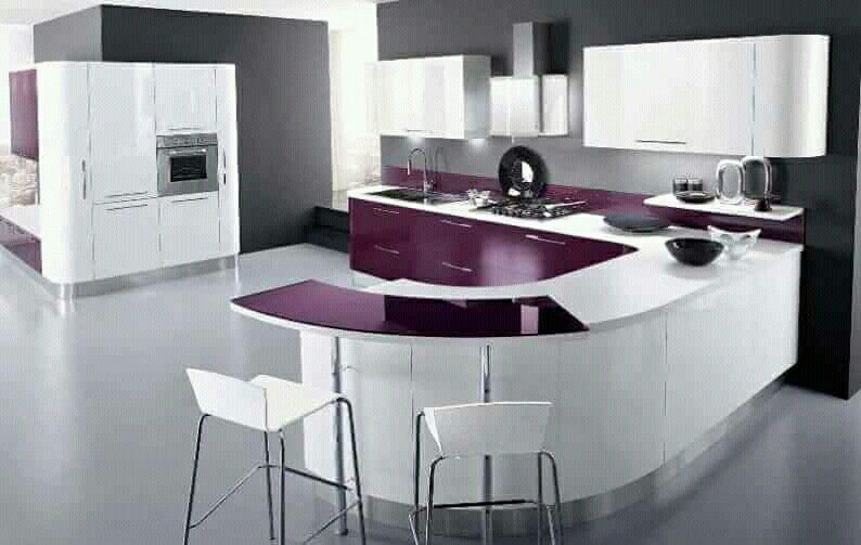Modern kitchen designs Modern kitchen design, Beautiful