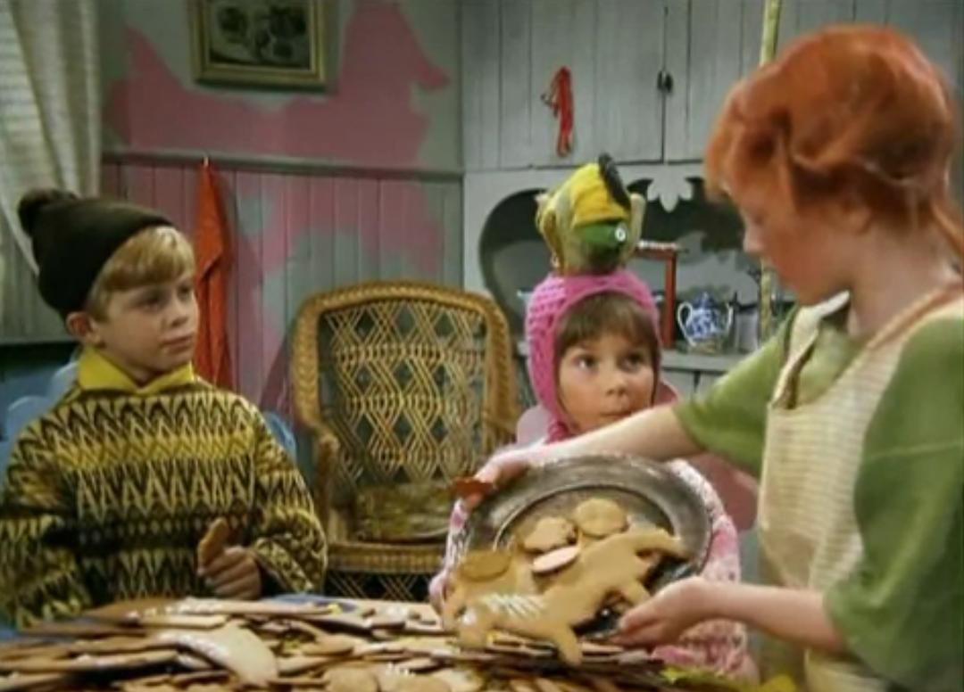 Pippi Longstocking Pippi Langstrumpf Pippi Kindheit