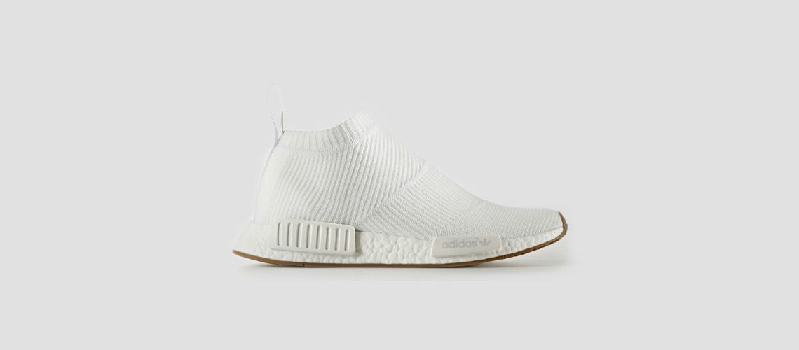 289e2a3533f20 adidas NMD City Sock – White Gum