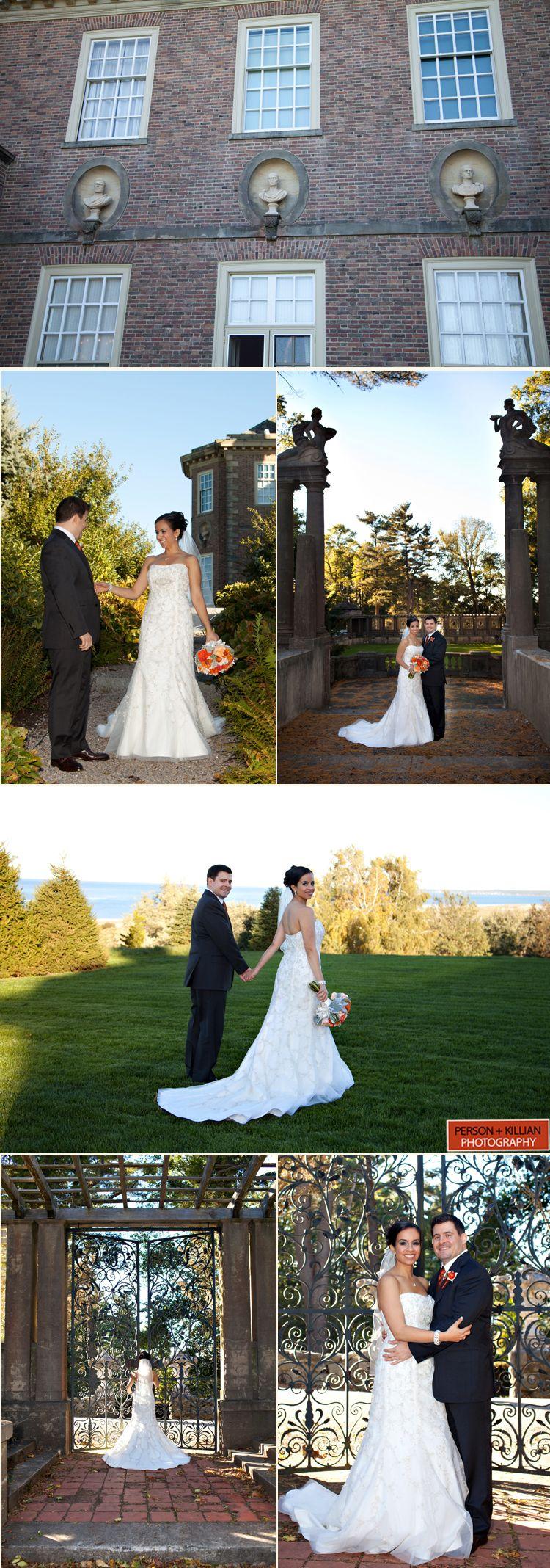 An Autumn Wedding At The Crane Estate Ipswich