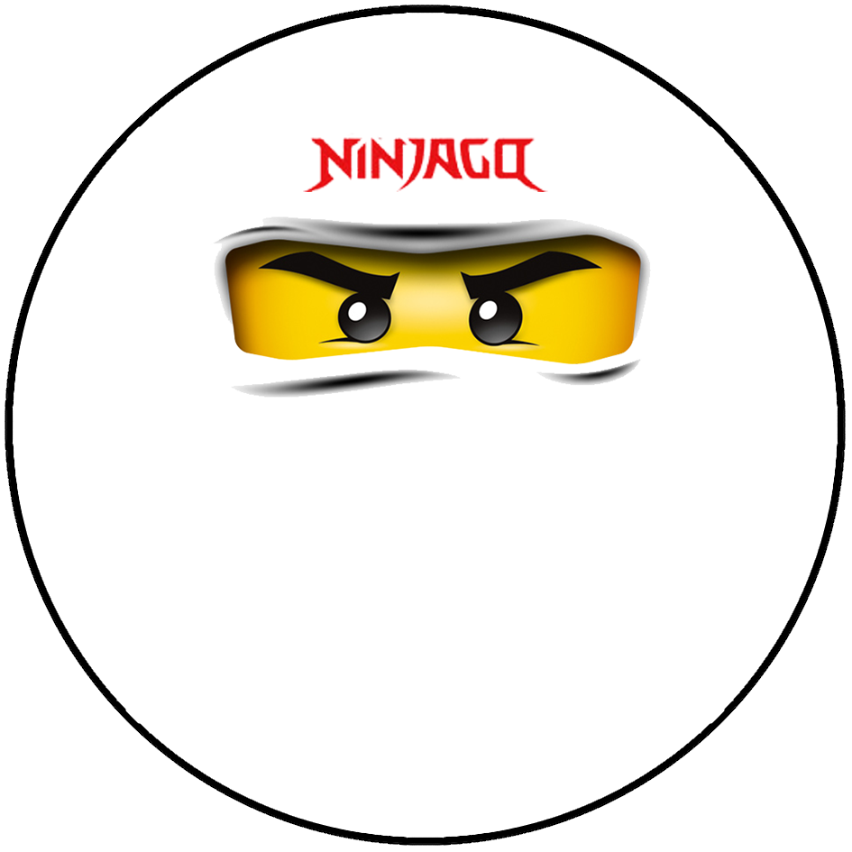 Kit Digital Aniversário Ninjago Para Imprimir Convites Digitais