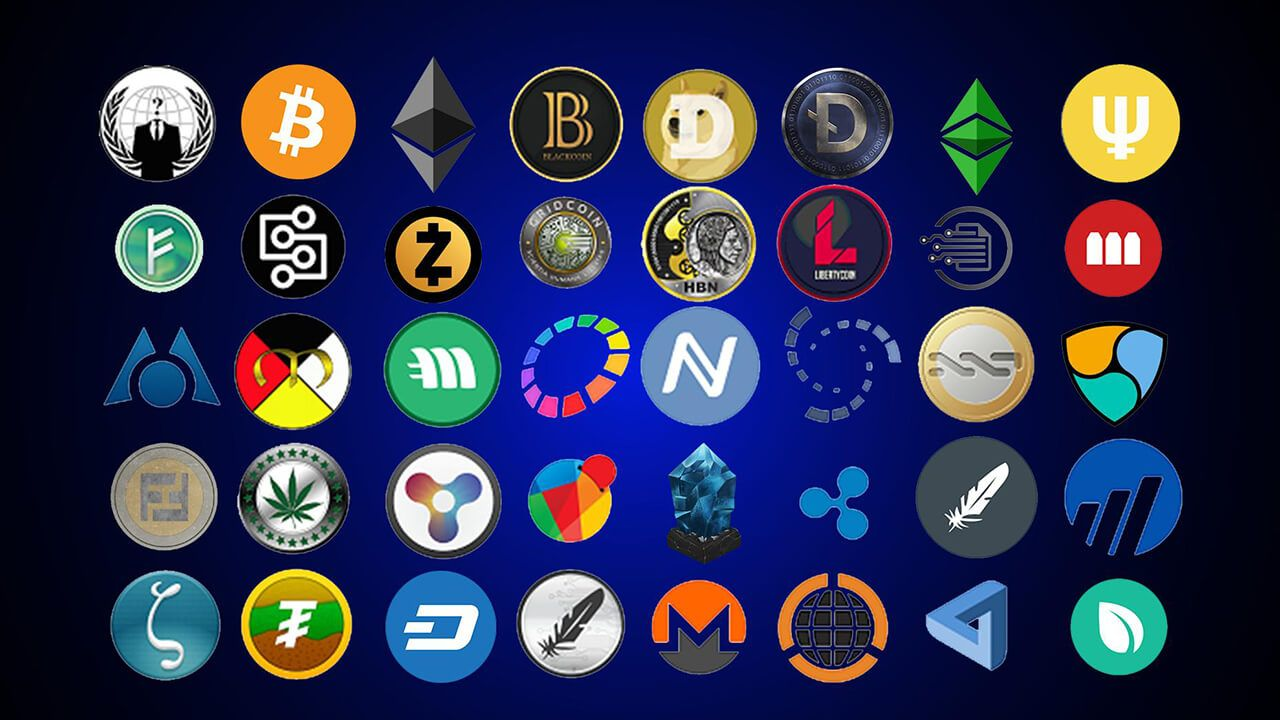 The 5 Most Important Cryptocurrencies other than Bitcoin | Buy  cryptocurrency, Cryptocurrency news, Cryptocurrency