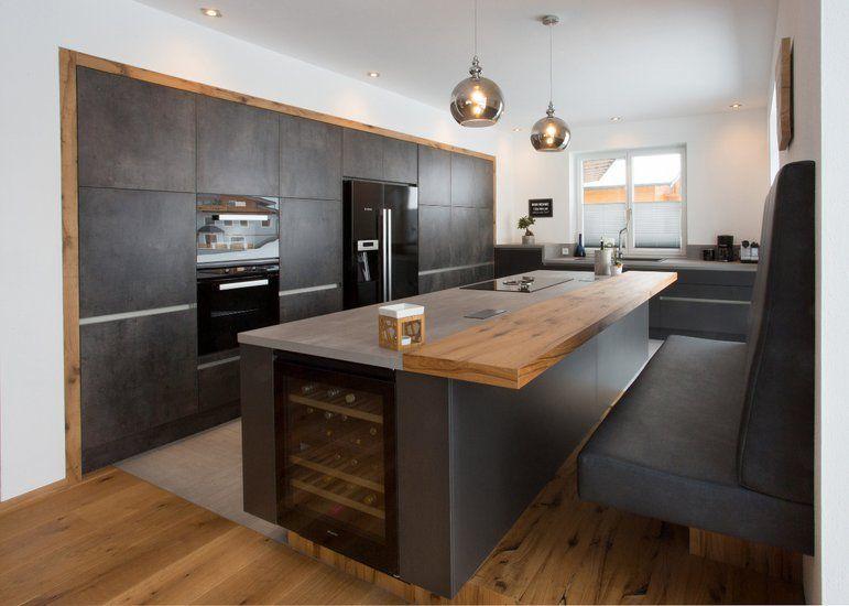 Moderne Küchen bei Gfrerer Küchen in Goldegg, Salzburg | Kitchens in ...