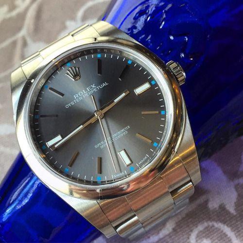 Relógio Rolex.