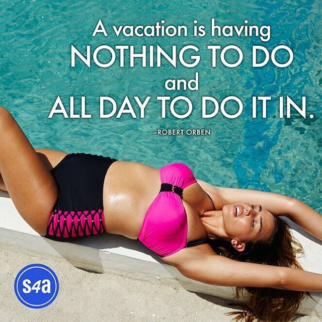 Sounds like a plan. #swimspiration