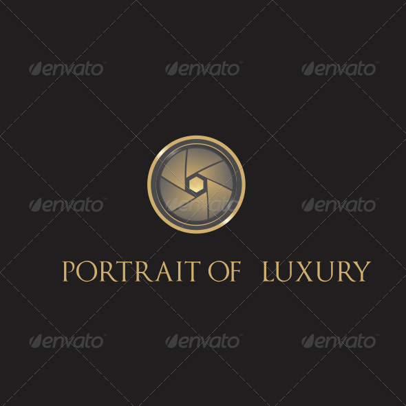 Portrait of Luxury  - Logo Design Template Vector #logotype Download it here: http://graphicriver.net/item/portrait-of-luxury-logo/2355554?s_rank=148?ref=nesto