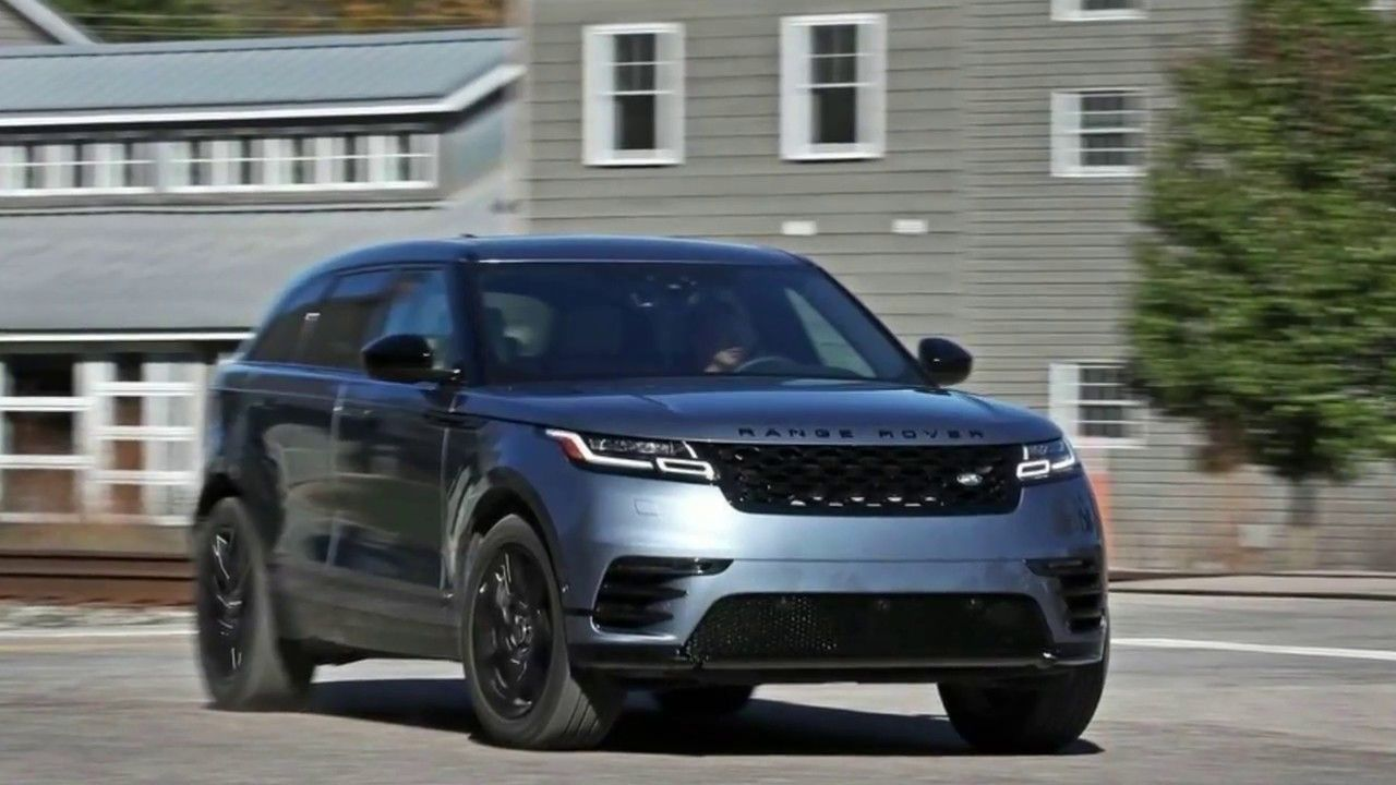 Amazing!!!...2018 Range Rover Velar P380 V 6 Specifications