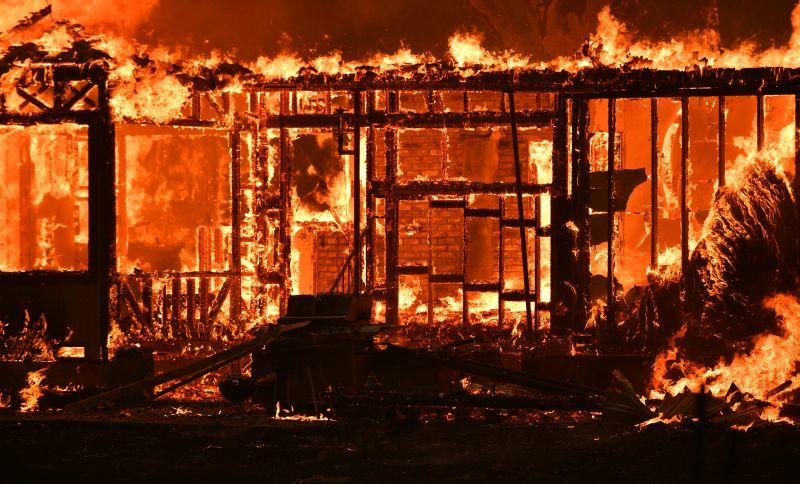 house fire California wildfires, Wild fire, California towns