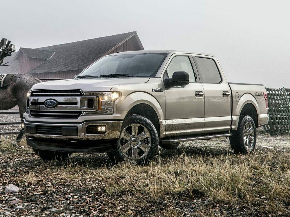 Ebay Advertisement 2019 F 150 2019 Ford F 150 Black 4d